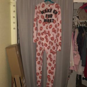 Victoria's Secret Pink Long Johns